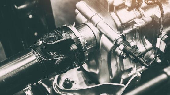 Drive Shaft Repair