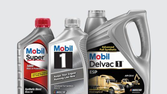 correct oil
