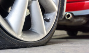 Tire Inflation for better Gas Mileage