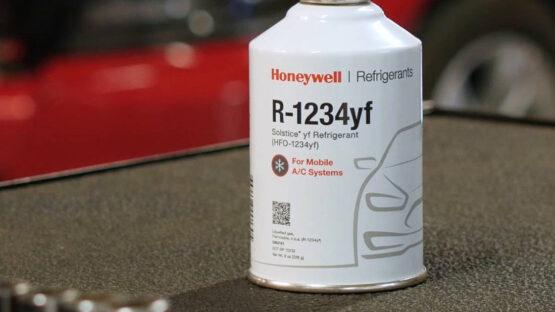 1234 YF refrigerant